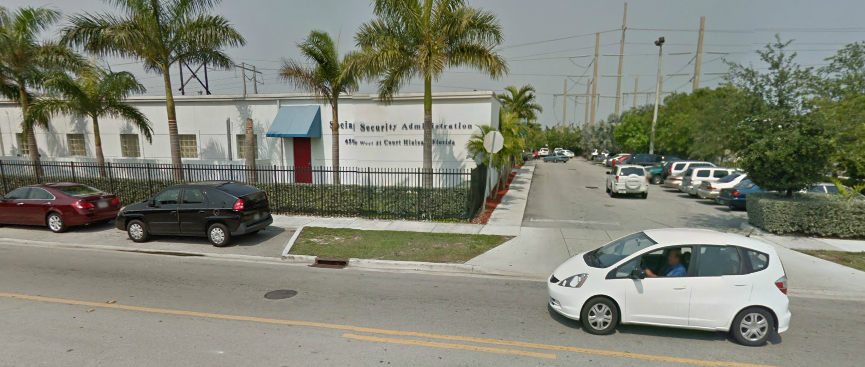 Hialeah Social Security Administration Office
