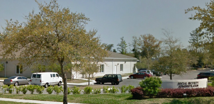 Jacksonville Social Security Administration Office Bonneval