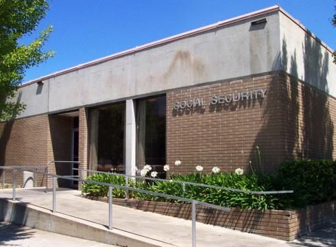 Modesto Social Security Administration Office