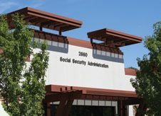 Redding Social Security Administration Office