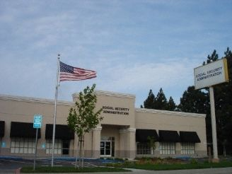 San Jose Social Security Administration Office Fontaine Rd