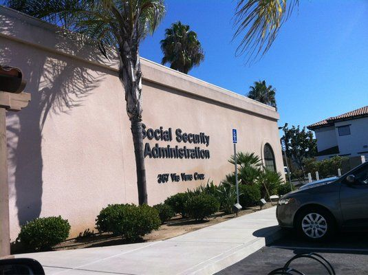 San Marcos Social Security Administration Office