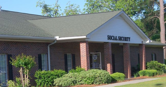 Cordele Social Security Office