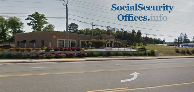 Macon Social Security Office