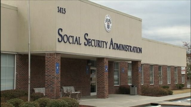 Marietta Social Security Office