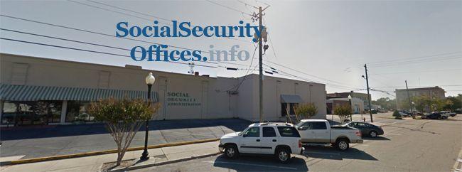 Waycross Social Security Office