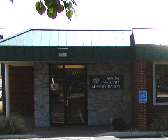 Harrisonburg Social Security Office