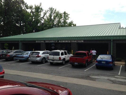 social security office hot springs ar