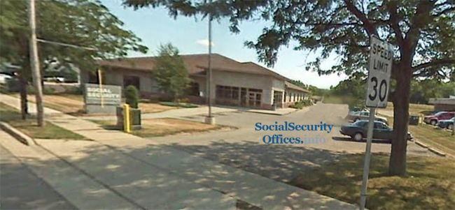 Wisconsin Social Security Offices