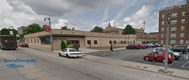 West Milwaukee Social Security Office