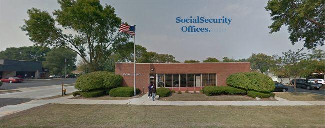 Racine WI Social Security Office