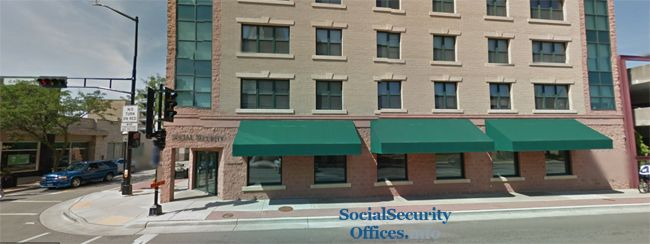 Waukesha Social Security Office