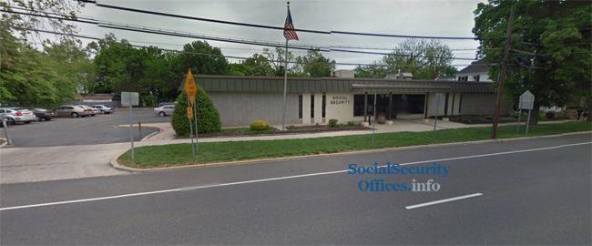 Bridgeton Social Security Office