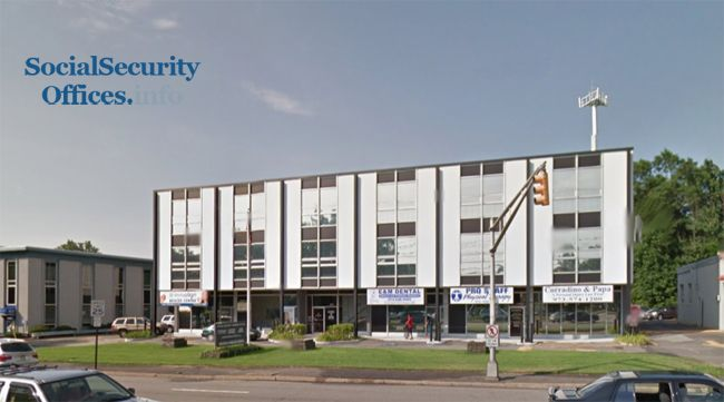 Clifton NJ Social Security Office