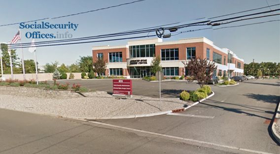 Union NJ Social Security Office