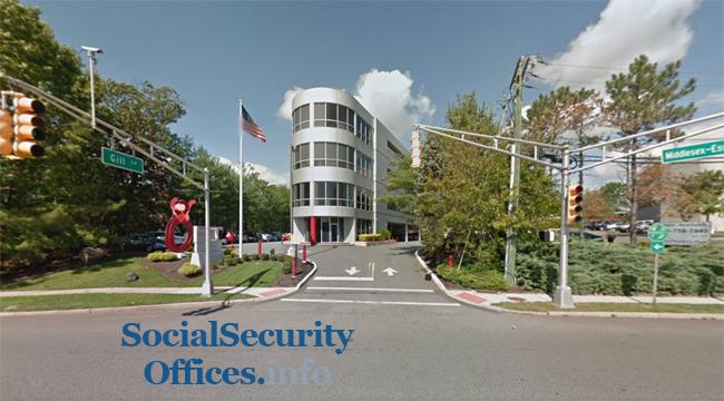 Iselin, Nj Social Security Office