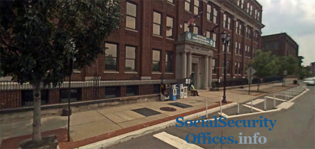 Trenton NJ Social Security Office